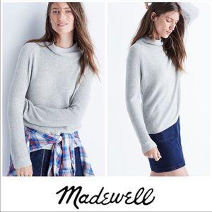 Madewell Merino wool blend Sweater Gray S F7097